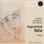 Slavica Baranović Justinberg: Nagovještaji bića
