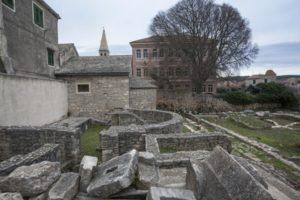 Pharos archaeological site [Photo: Bojan Brecelj]