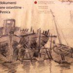 Crteži i dokumenti iz donirane ostavštine Bartola Petrića