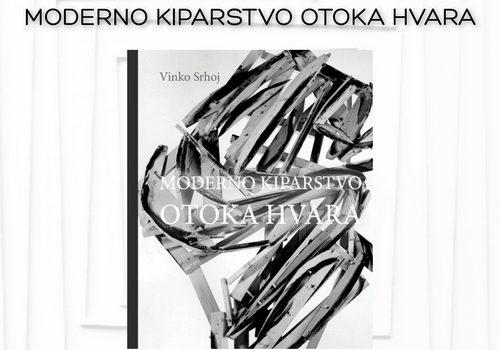 """Promocija monografije Vinka Srhoja """"Moderno kiparstvo otoka Hvara"""""""