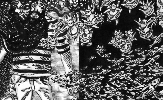 Magda Dulčić: Stripovi i ilustracije