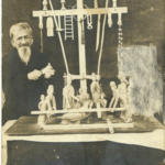Josip Makjanić, a self-taught sculptor from the beginning of the 20th century