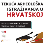 Current archaeological research in Croatia 2016