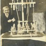 Josip Makjanić, samouki hvarski kipar