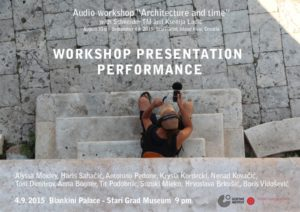 Presentation performance: Architecture and time
