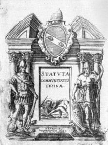 Hvarski Statut 1331.