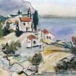 Jelena Dabić: Watercolours