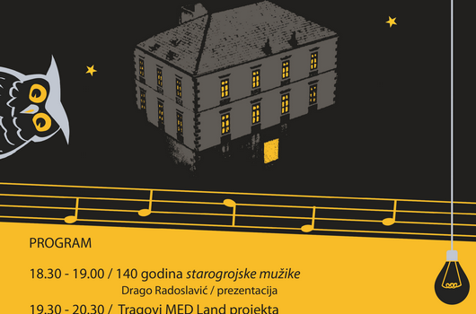 Night of Museums 2017 in Stari Grad Museum