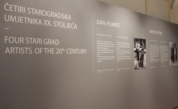 Četiri starogradska umjetnika XX. stoljeća
